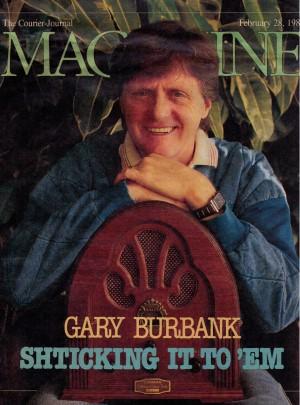 Gary Burbank Net Worth